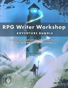 RPG Writer Workshop Fall 2020 Adventure [BUNDLE]
