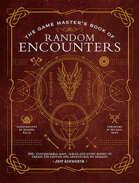 Game Master's Book of Random Encounters Digital [BUNDLE]