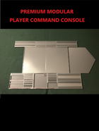 Premium Modular Player Command Console