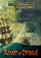 River of Dread - An Interactive Adventure