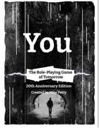 You:  The RPG of Tomorrow