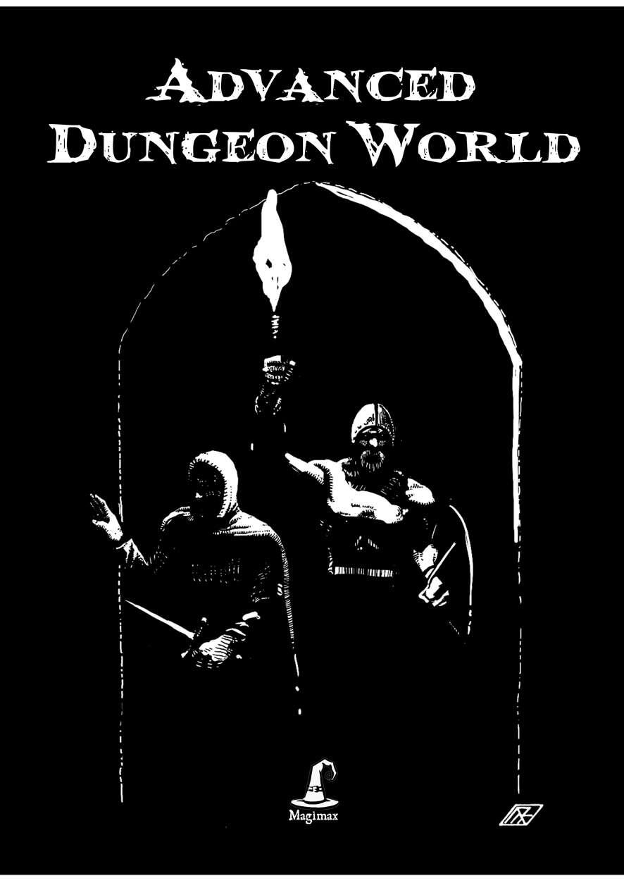 ADVANCED DUNGEON WORLD (Français)