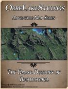 OrrelakeStudios Adventure Map Series - The Grand Duchies of Brothombel