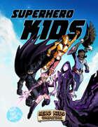 Superhero Kids RPG