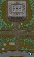 Cemetery and Mausoleum - 50x30 map