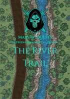 River Trail - 25x50 Map