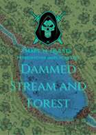 The Dammed Stream - 50x50 Map