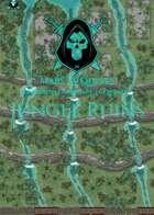 Jungle Ruins - 60x40 Map