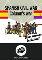 Army Set: Spanish Civil War, Column's War