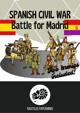 Army Set: Spanish Civil War, Battle for Madrid