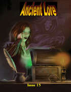 Ancient Lore issue 15