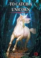 To Catch A Unicorn
