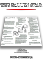 The Fallen Star - A One-Page Dungeon