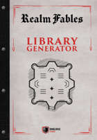 Realm Fables: Library Generator