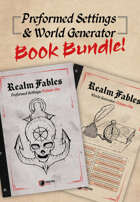 Realm Fables Bundle: Preformed Settings & World Generator