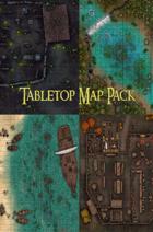 Tabletop battle maps Vol.1