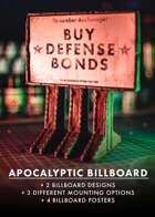 Apocalypse Billboard Pack