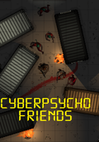 Cyberpsycho Friends Token Pack