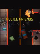Police Friends Token Pack