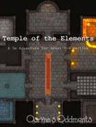 Temple of the Elements - 5e Adventure (level 7-9)
