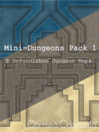 Mini-Dungeon Maps 1