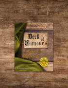 Deck of Rumours - Call to Adventure