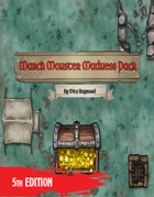 March Monster Madness Pack (OGL 5e)