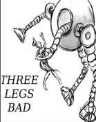 Three Legs Bad RPG Zine