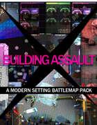 Building Assault Battle Maps Pack [BUNDLE]