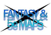 Fantasy and 5e Maps