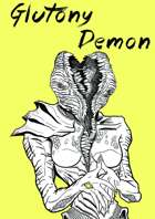 Glutony Demon