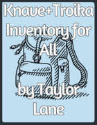 Knave+Troika Inventory for All: an Optional Rule