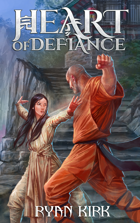 Heart of Defiance (Relentless #2)