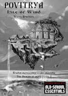 Povitrya, Isle of Wind, The Domain of Meru Issue Two
