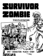 Zombie Survival Stock Art