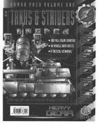 Armor Pack: Tanks & Striders