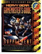 Gamemaster Guide and Screen 2nd Edition