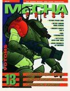 Mecha Press 13
