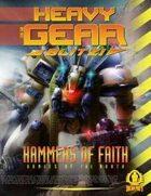 Heavy Gear Blitz! Hammers of Faith