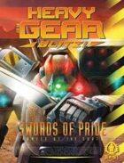 Heavy Gear Blitz! Swords of Pride