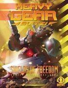 Heavy Gear Blitz! Shields of Freedom