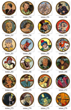 Pulp VTT Tokens - Set 2