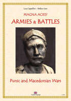 MAGNA ACIES! ARMIES & BATTLES - Punic and Macedonian Wars (English language)