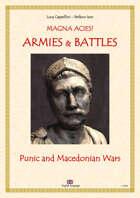 MAGNA ACIES! ARMIES & BATTLES - Punic and Macedonian Wars (English language)