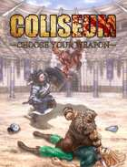 Coliseum: Choose your weapon CARD GAME DEMO