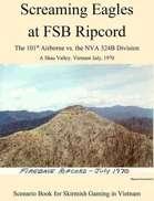 Screaming Eagles at FSB Ripcord