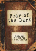 FEAR OF THE DARK wargame de terror en solitario