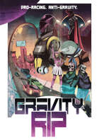 Gravity RIP Softcover, Premium Color Book + Digital PDF [BUNDLE]