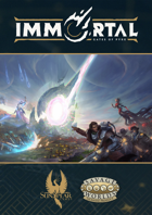 IMMORTAL: Gates of Pyre (Jora Mini-Setting)