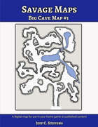 Savage Maps: Big Cave Map #1